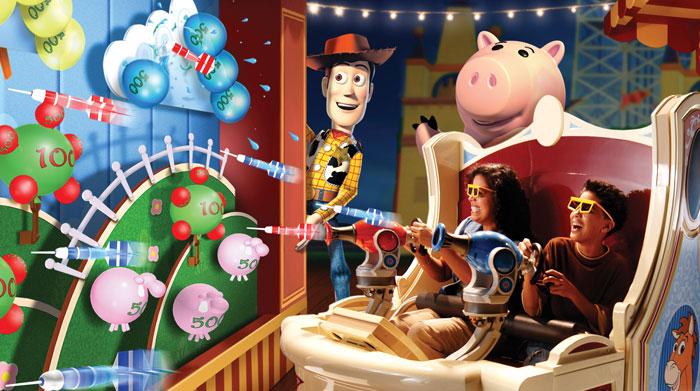 Walt Disney Games Toy Story 2